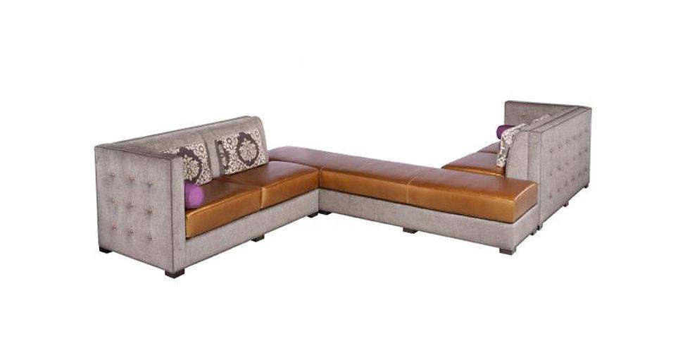 8328 - Sectional Sofa