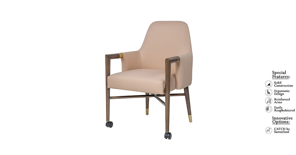 James - 8833L/CAS - Dining / Occasional Chair