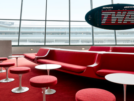 Return to 1962 at the TWA Hotel