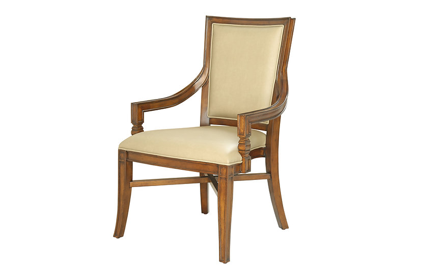 8805A Stacking Armchair