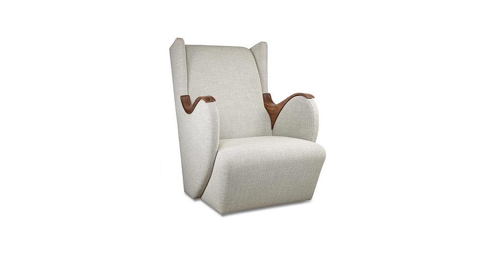 8731 - Swivel Wing Armchair
