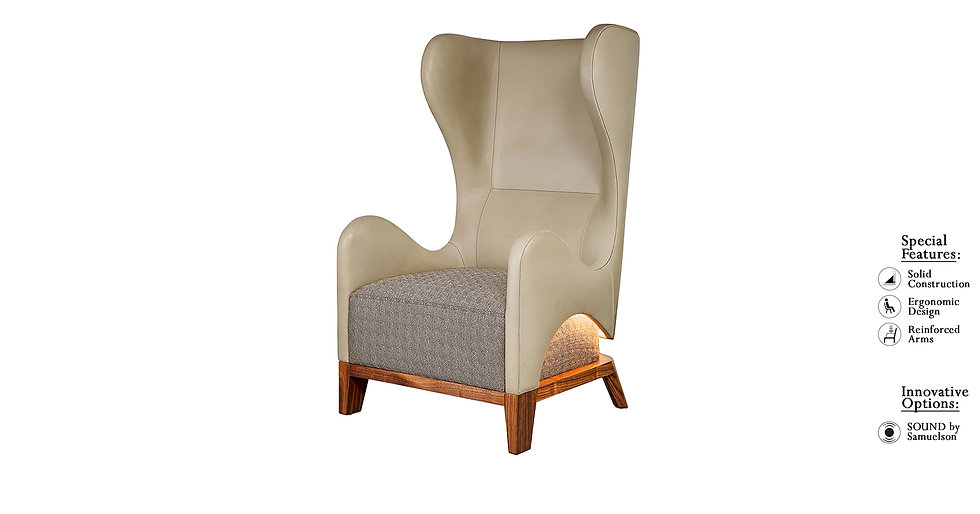 Emersion - 8844L - Smart Chair