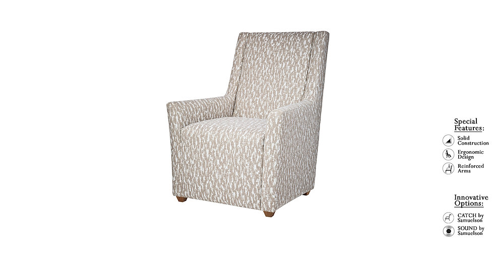 Serenity - 8837L. - Occasional Chair