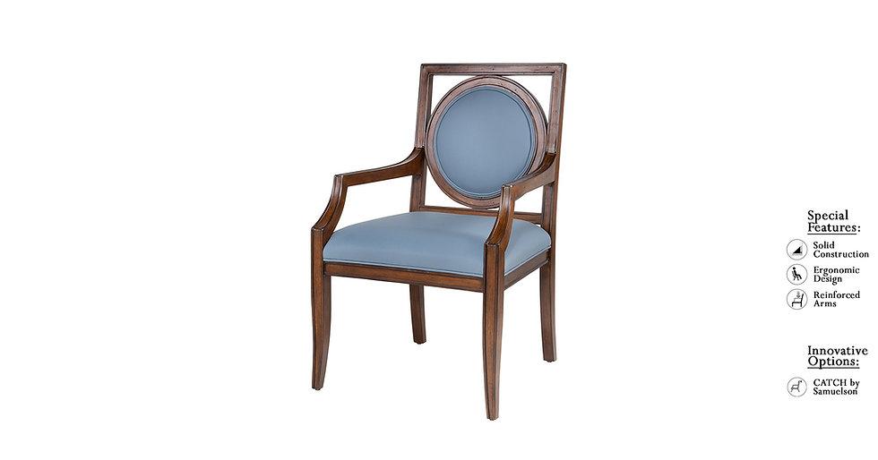 Ryan - 8458L. - Dining Chair