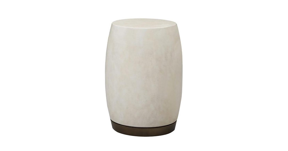 8496/2 - Traditional Egg Shaped Side Table