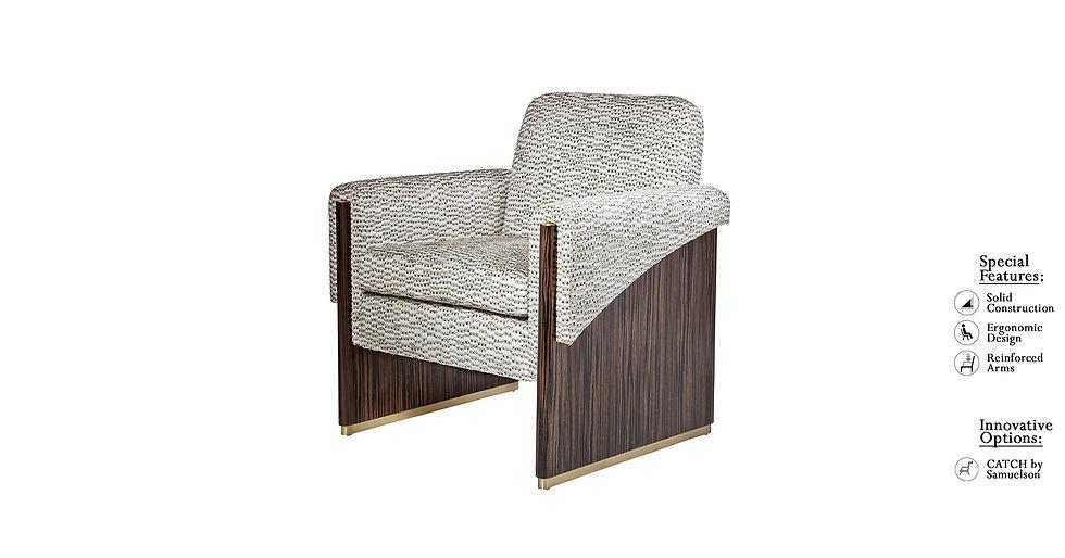 Douglass - 8836L - Occasional Chair