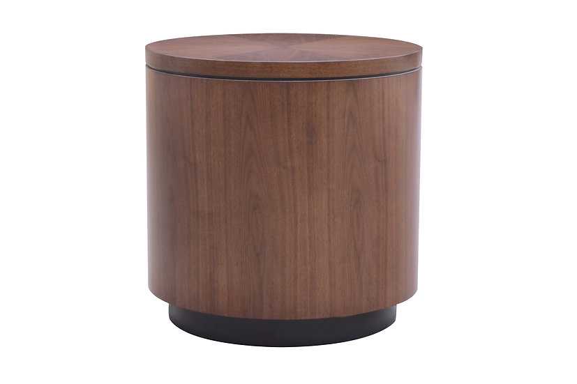 8797 - Drum Side Table