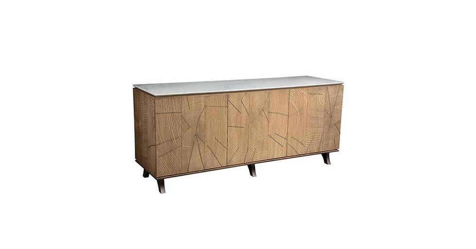 8672 - Custom Cabinet