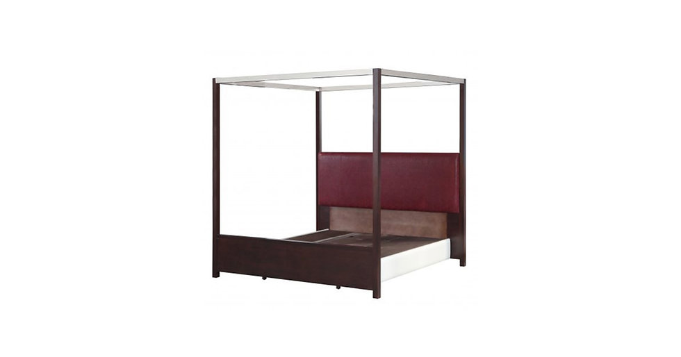 8421 - King Canopy Bed