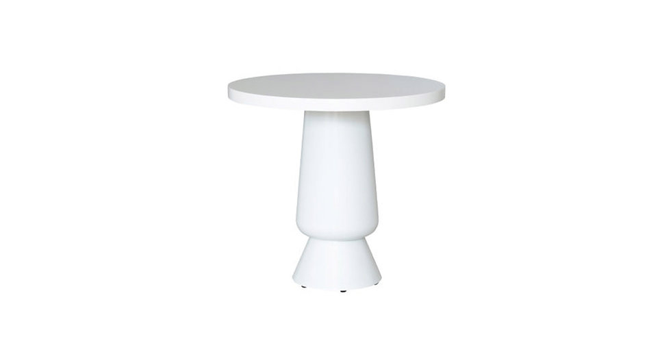 8616 - Round End Table