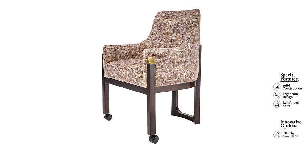Monroe - 8840L/CAS.. - Dining / Occasional Chair
