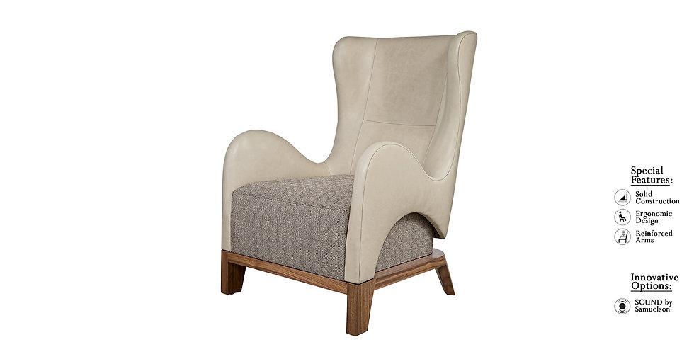 Escape - 8845L - Smart Chair Mini
