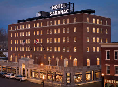 Bringing Back the Historic Hotel Saranac