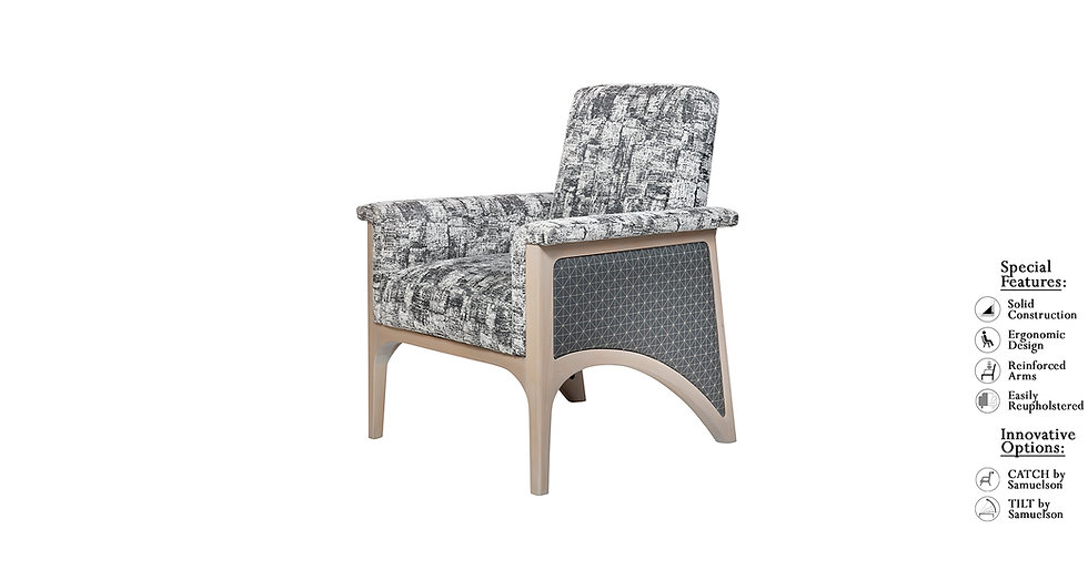 Holden - 8838L - Occasional Chair