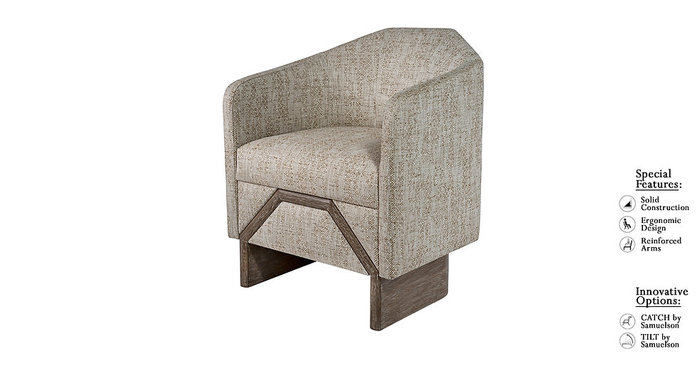 Taylor - 8830L. - Occasional Chair