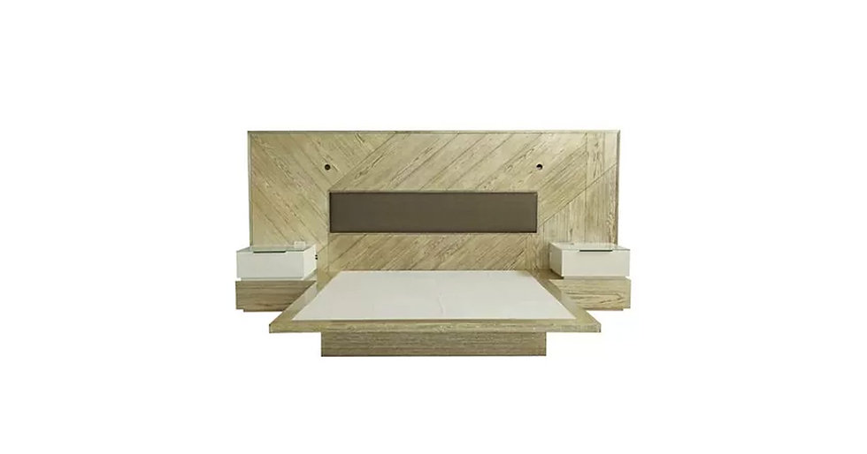 8584 - King Bed