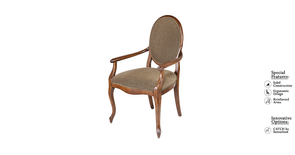 Sophia - 9871AL - Dining Chair