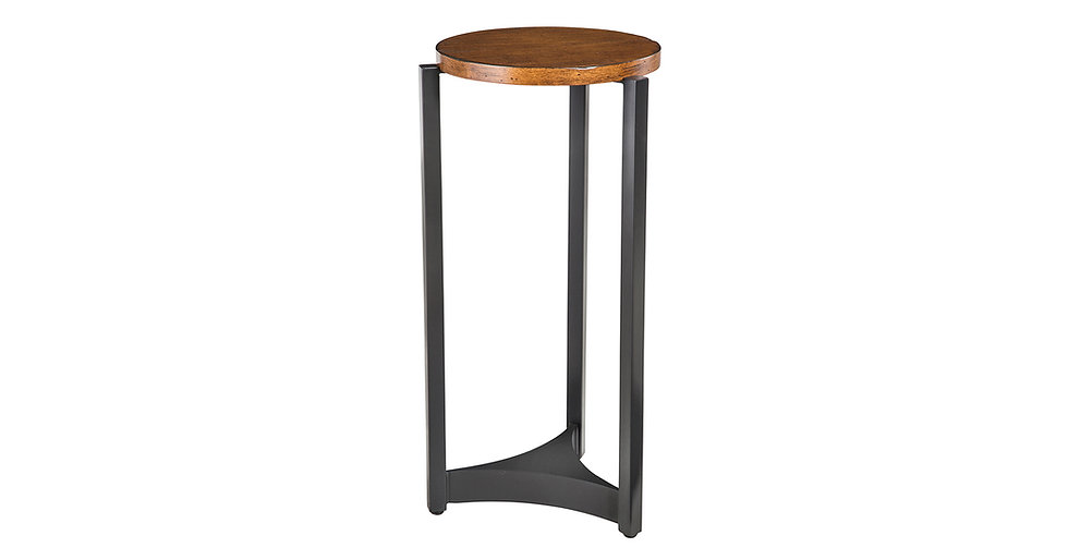 8693L - Round End Table