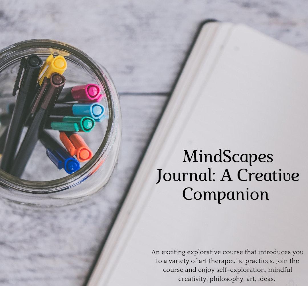 MindScapes Journal: A Creative Companion