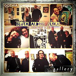 Gothia towers utställning
