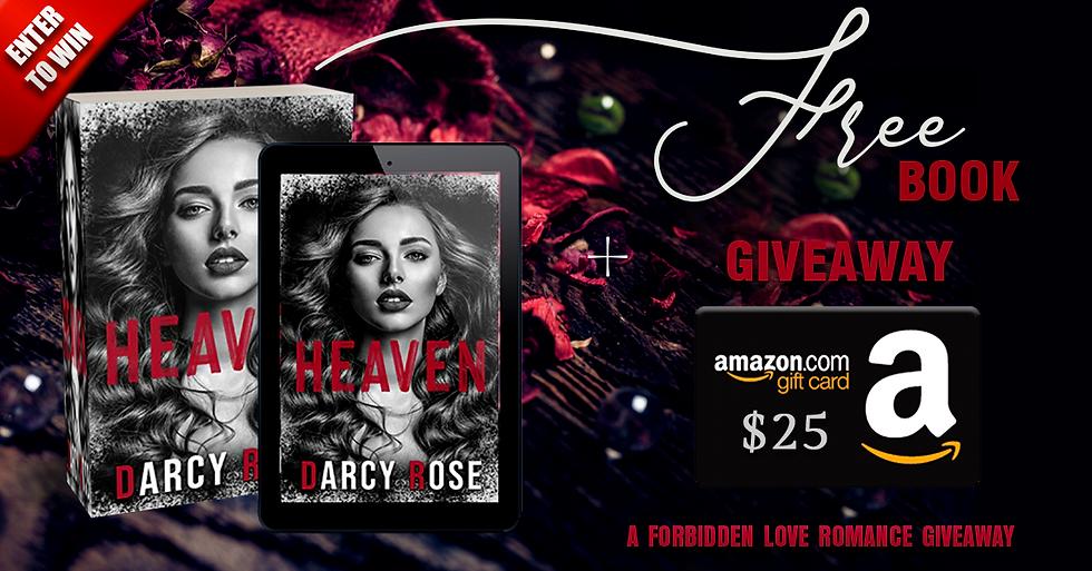 Heaven- A Forbidden Romance Giveaway-Rec