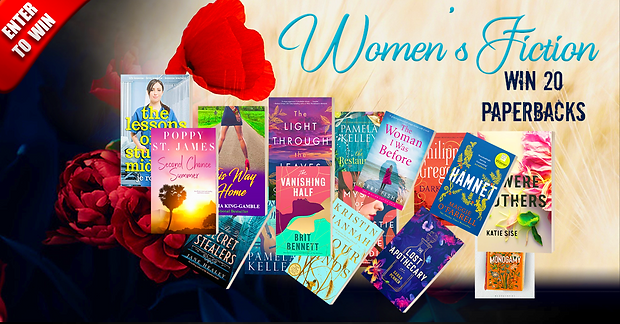 Women's Fiction Giveaway.png
