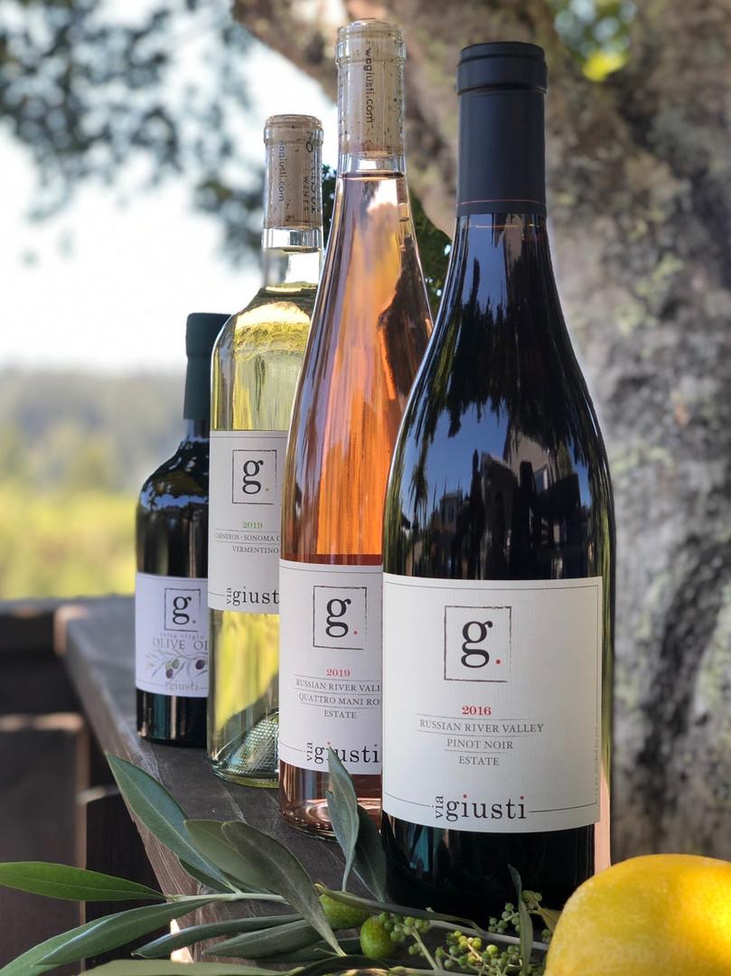 Via Giusti Family of Wines
