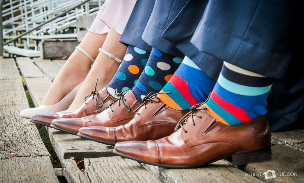 Groomsmen Colourful Socks