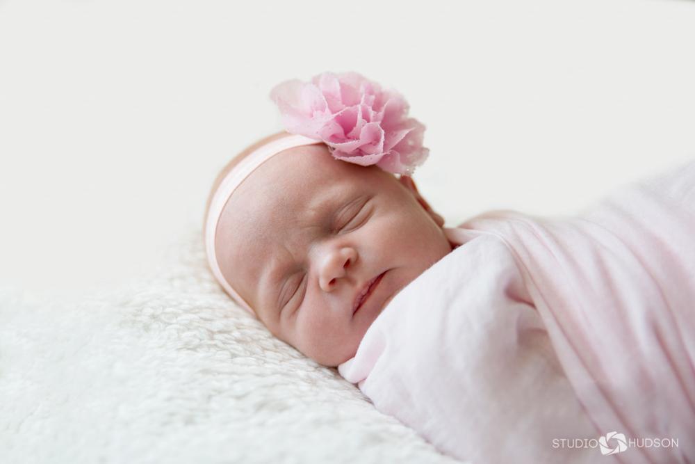 Baby Charlotte Flower Headband