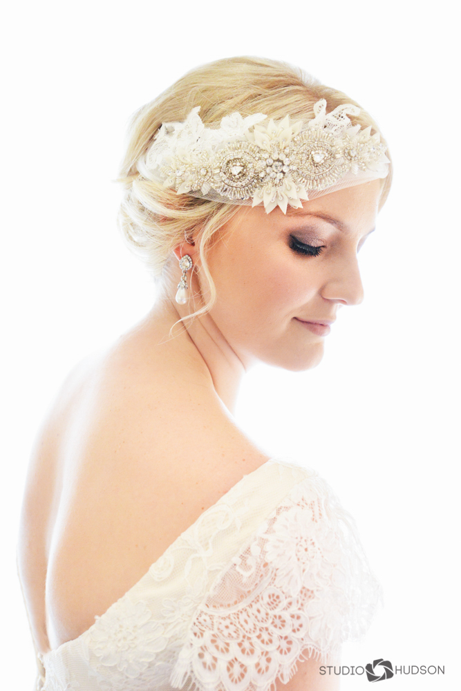 Bridal Portrait Headpiece