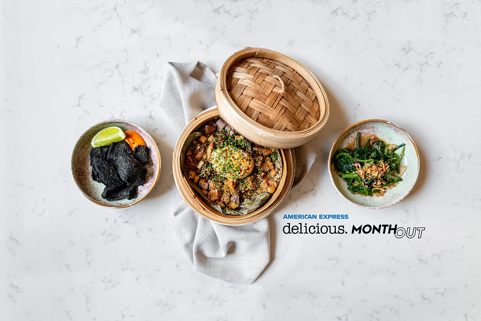 Amex Delicious Month Out | Sergeant Lok