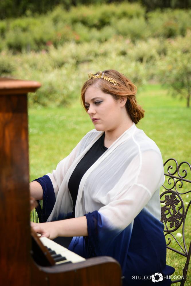 Musician Portrait Piano