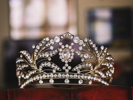 Antique Tiaras: Powerful Crowning Pieces
