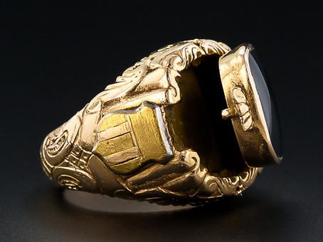 Antique Gadget Jewelry