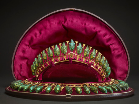 Victorian Jewelry: A Bug Obsession