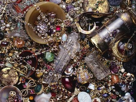 The Cheapside Hoard: Treasure Beneath the Streets of London