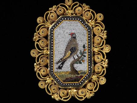 Micromosaic Jewelry