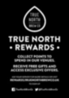 True North Brew Rewards Card