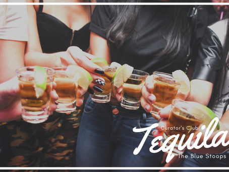 One, two, three…  Tequila!