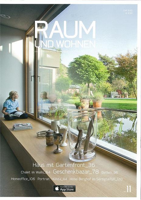 The Bookwrap in Raum und Wohnen