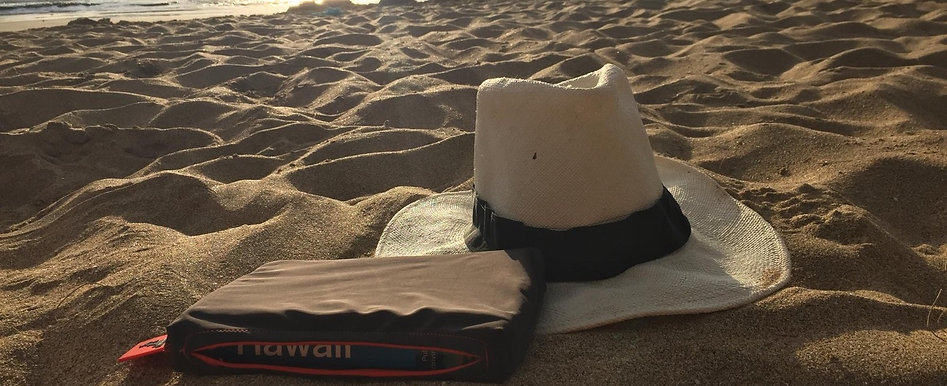 The Bookwrap goes to Hawaii