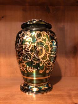 Emerald Urn