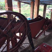 Pulping Maschine at Murundo Washing Station