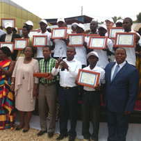 Cup of Excellence, two winners from Kivubelt