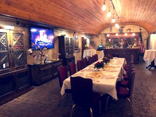 The Cellar Luncheon