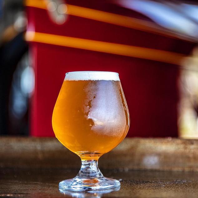 O.G. Belgian Strong Ale