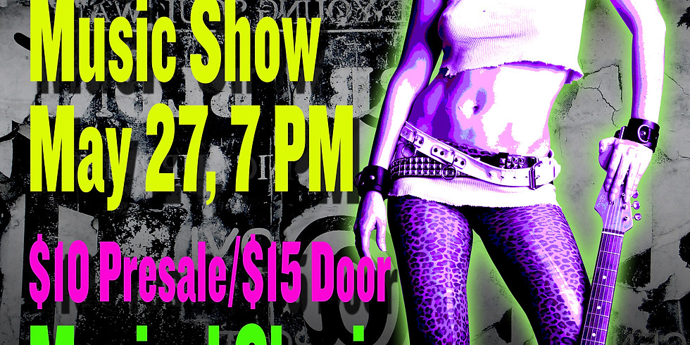 STATIC LIVE Presents the O.G. Original Indie Music Show