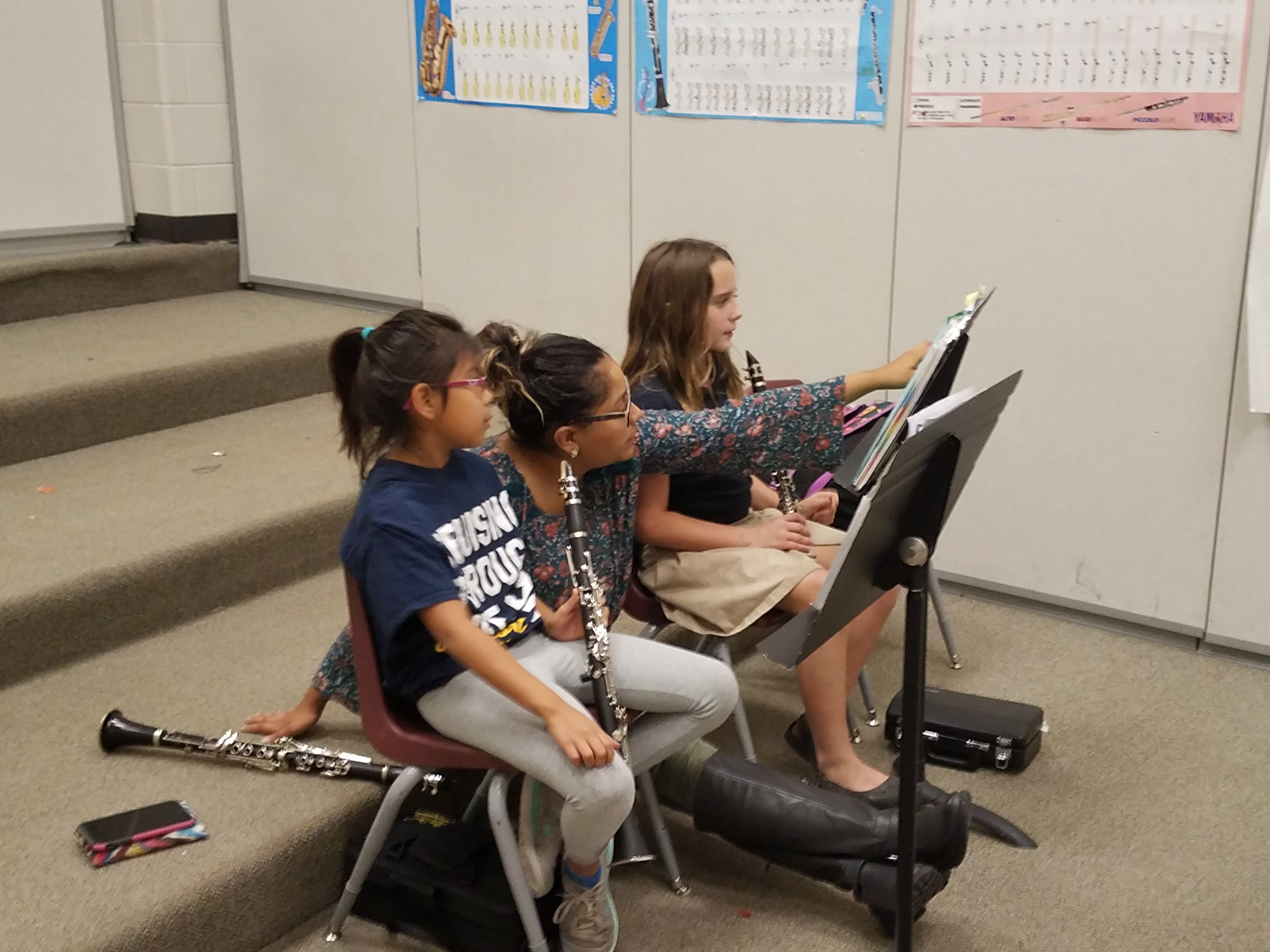 Duo Clarinet