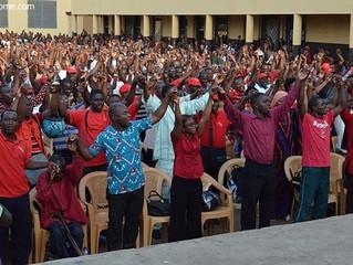 Togo : La FTBC et la FESYTRAT solidaires avec la STT