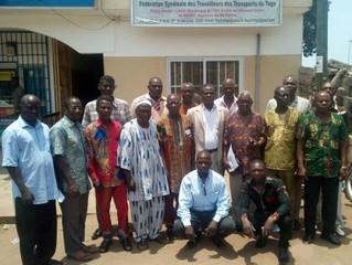 Mieux relancer leur syndicat / Les treuillistes du Togo revisitent leur histoire